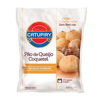 Pao de queijo Catupiry - CROCANTE POR FORA E MACIO POR DENTRO