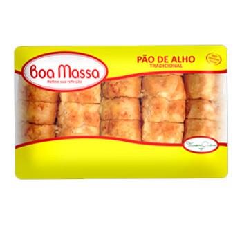 PAO DE ALHO TRADICIONAL BOA MASSA