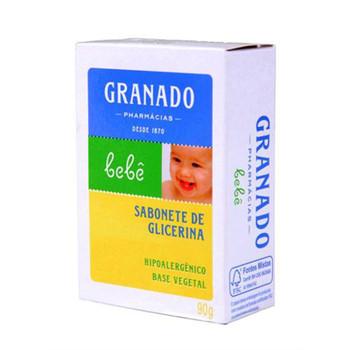 SABONETE BEBE GLICERINA GRANADO
