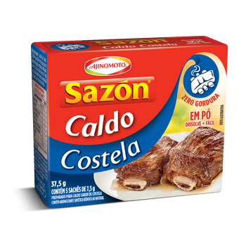 SAZON CALDO DE COSTELA