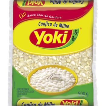 CANJICA CRISTAL YOKI 500GR