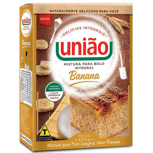 BOLO DE BANANA UNIAO