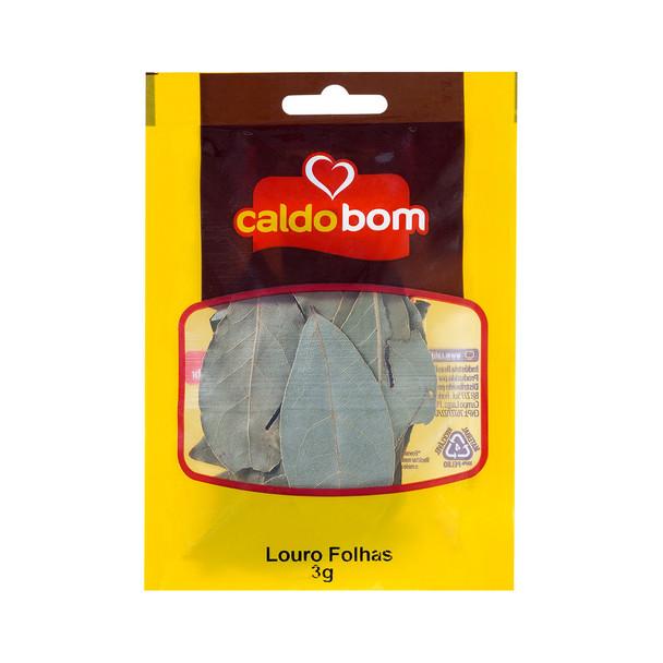 LOURO FOLHAS CALDO BOM
