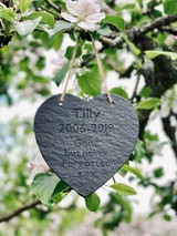Our unique personalised keepsake to honour you pet | Pet Memorial