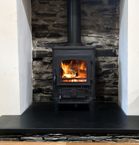 Slate Hearth T Shape