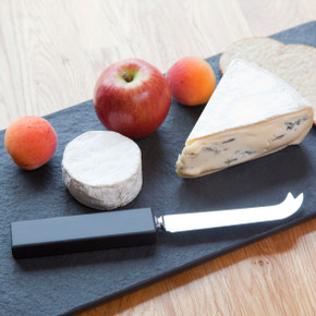 Cheese Knife with Slate Handle