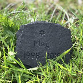 Personalised Pet Memory Slate