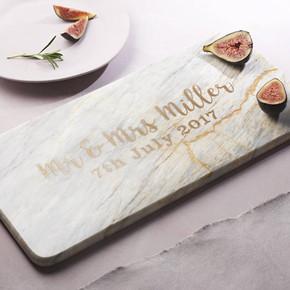 Marble Script Board