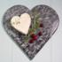 Personalised Marble Heart Board