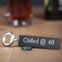 Personalised Slate Bottle Opener