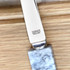 Cheese Knife Marble Handle - Personalised