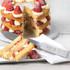 Wedding Cake Knife Personalised Marble Handle