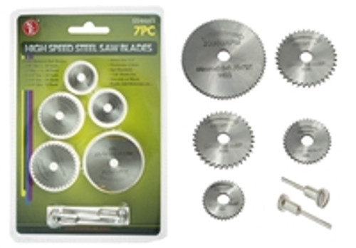 SE High Speed Steel Saw Blades