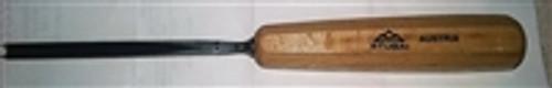 """Stubai #41V-tool 6mm (3/16"""") 60? V-tool Mallet"""
