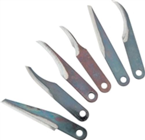 WARREN 6 Piece Blade Assortment