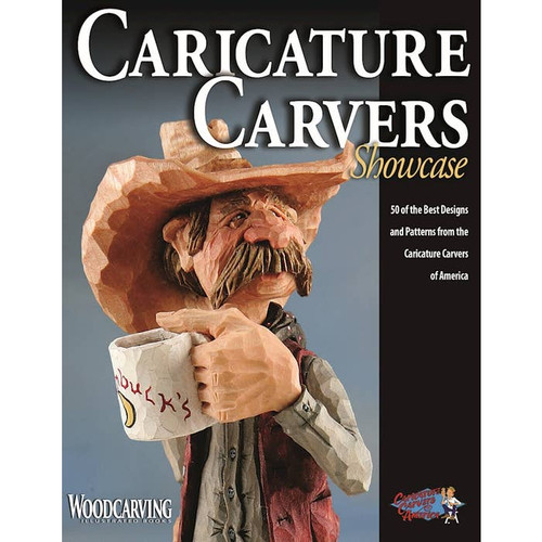 Caricature Carvers Showcase by CCA Members