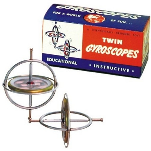 TEDCO GYROSCOPE Twin Pack