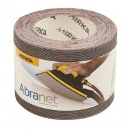 "Abranet Sanding Media 4 1/2"" wide 1 foot - 120 grit"