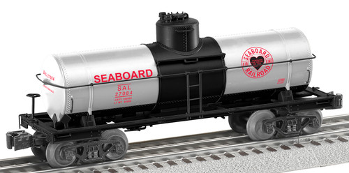 LIONEL 6-27804 Seaboard 8000 Gallon Tank Car O Gauge