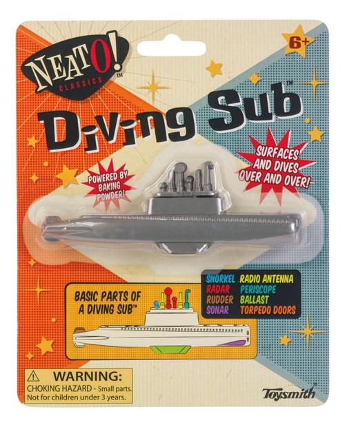 NEATO Diving Sub at Art from the Bark, Rhoadesville, Va