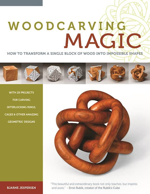 Woodcarving Magic by Bjarne Jespersen