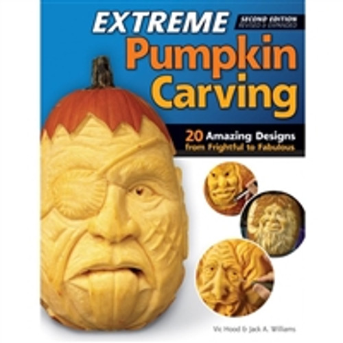 Extreme Pumpkin Carving by Vic Hood & Jack A Williams