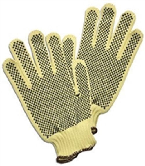 Worldwide Protective Products ATA ANSI 4 Glove w grip dots  PAIR