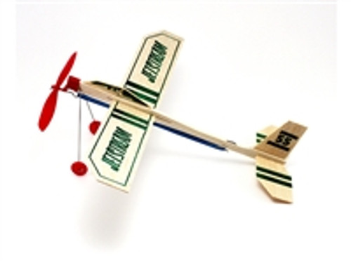 GUILLOW's Jetstream Balsa Wood Glider MADE IN USA