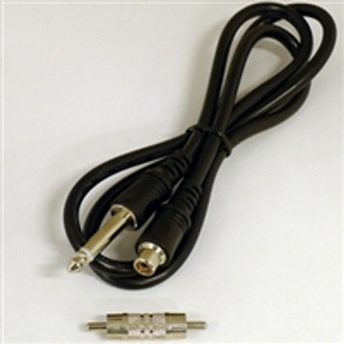 BURNMASTER PATCH CORD & ADAPTER KIT