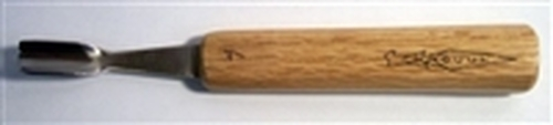 OCCT  .50 #7 Sweep Gouge Bent