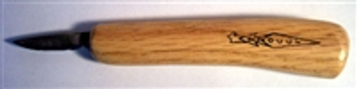 "OCC Knife 1-2USK  1-3/8 Upsweep Blade, 5"" Handle"