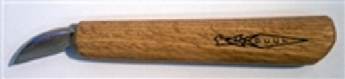 OCC Knife Chip Carving Knife 1""