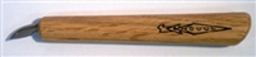 OCC Knife Angled Mini Detail Knife Small Hands