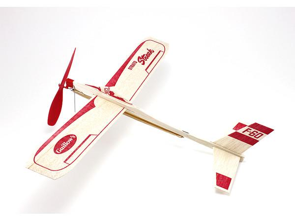 Strato-streak Balsa Glider by Guillows