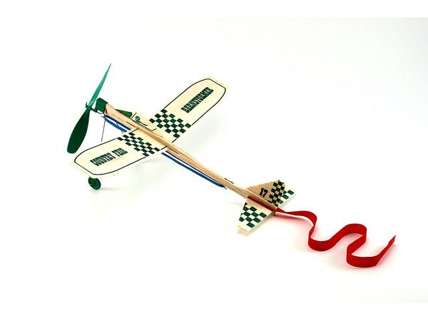 Guillows Powered Motorplane Glider - The Barnstormer