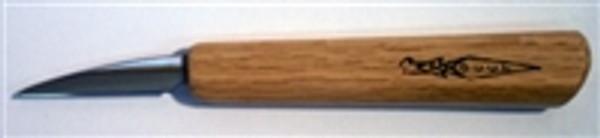 "OCC Knife 1-7SK  1-7/8 Straight Blade, 5"" Handle"