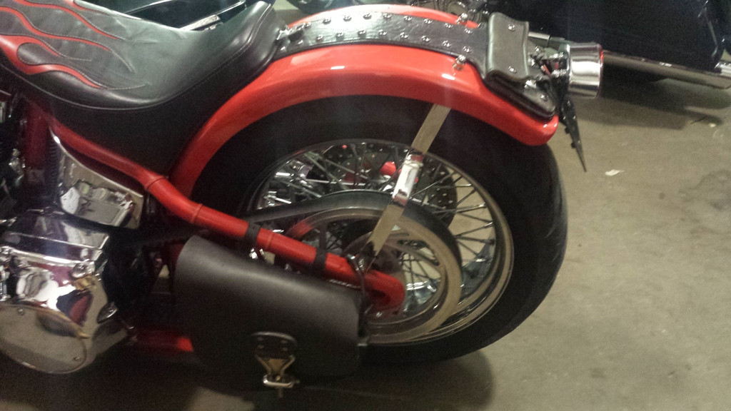 Hardtail Bobber Bike In A Box Kit (Pick Options for Total Price)