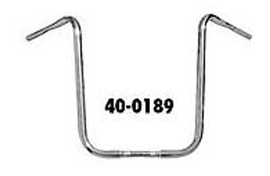 "1 ¼"" Fat Bars  - 18"" Ape Hangers - Chrome ($173.95)"