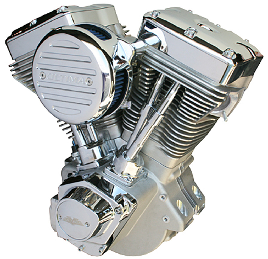 El Bruto® Series Ultima 4.00 Bore 107 CI  Engine - Natural Assembled