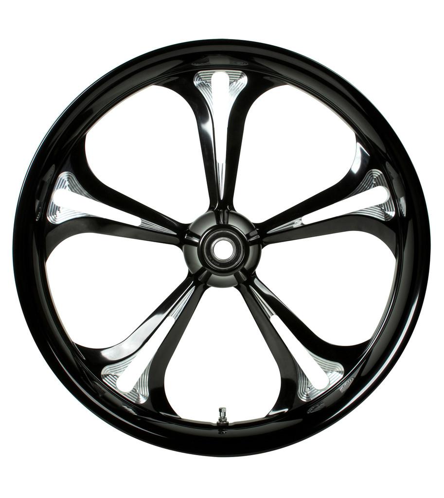 Colorado Custom Baja Black Cut Wheel