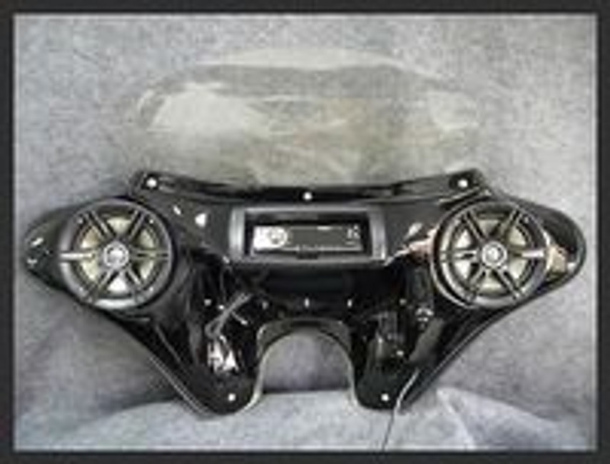 Tsukayu Batwing Fairing Fitment - Small Headlight Opening