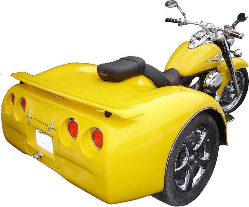 Trike Body Kits