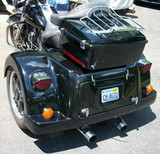How Can I Convert a Harley Road King to a Trike Using a Trike Conversion Kit ?