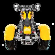 Can I convert my Harley Davidson Dyna to a Trike?