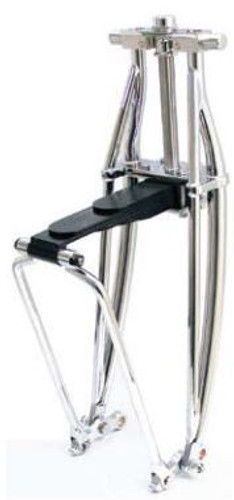 Paughco - Leaf Spring Front End - Chrome