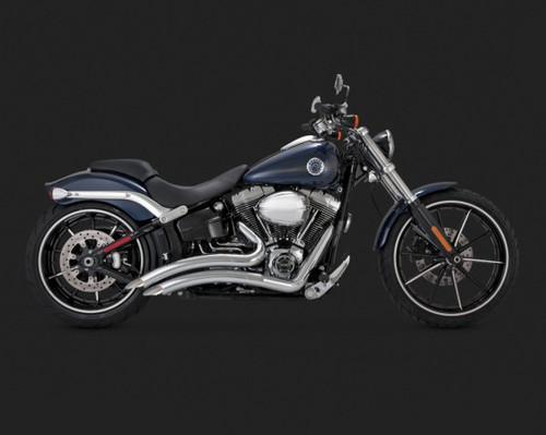 Big Radius 2:2 Chrome 2013-2014 Harley Davidson Softail