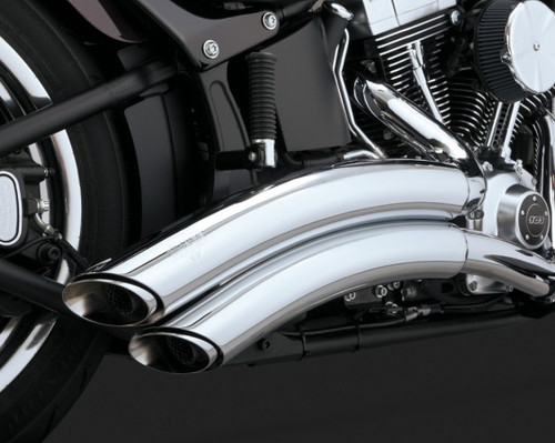 Super Radius Chrome 1986- 2014 Harley Davidson Softail