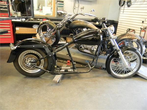 Motorcycle Kit Bikes - Build Your own Chopper or Bobber