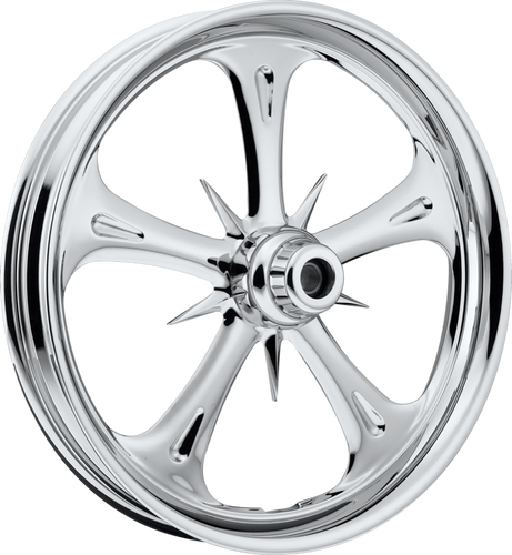 Colorado Custom RPM-6 Chrome Finish Motorcycle Wheel