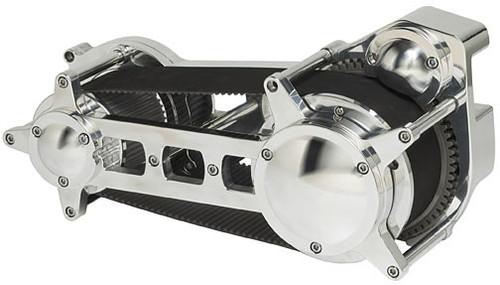 """3.35"""" Race Belt Drive Assembly - Polished"""